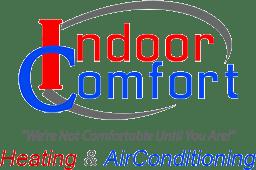 Indoor Comfort Heating & Air Conditioning logo